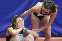Atletka TJ LIAZ, dorostenka Adéla Novotná, dál pokračuje ve šňůře skvělých výsledků, tentokrát na MČR mužů a žen v Ostravě. A úspěšná byla také jablonecká štafeta.