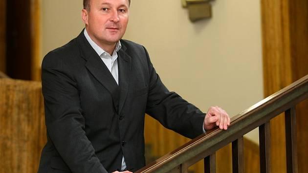 Primátor Jablonce n. N. Petr Beitl