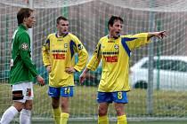 Jablonecká juniorka prohrála doma s Varnsdorfem 0:1.