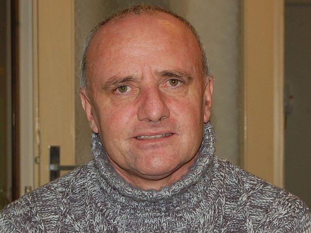 Ladislav Čičmanec, předseda Okresního fotbalového svazu v Jablonci nad Nisou