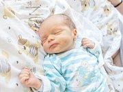 EDUARD JANOUŠEK se narodil v sobotu 17. června mamince Tereze Šímové z Liberce. Měřil 50 cm a vážil 3,28 kg.
