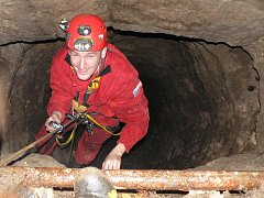 Ivan Rous v podzemí