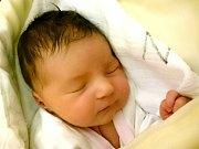 SOPHIA ČERMÁKOVÁ se narodila Alešovi a Barbaře Čermákovým z Liberce v jablonecké porodnici 7. prosince. Vážila 3780 g a měřila 48 cm.