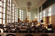 Velký zasedací sál jablonecké radnice se vrátí do podoby, jakou měl za 1. republiky.