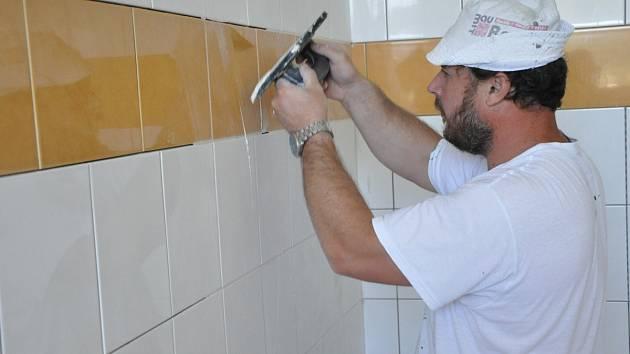 Magistrát se tentokrát zaměřil hlavně na rekonstrukce školních toalet.