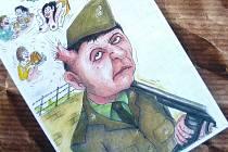 KNIHA JANOVICE NIKDY VÍCE, LEPŠÍ KOULI DO PALICE by se dala označit rovněž jako dílo, ohraničené jedním krajem. Ilustrátor Petr Urban pochází ze Smržovky, autor knihy Miloslav Lubas se narodil a dlouho žil v nedalekých Plavech.