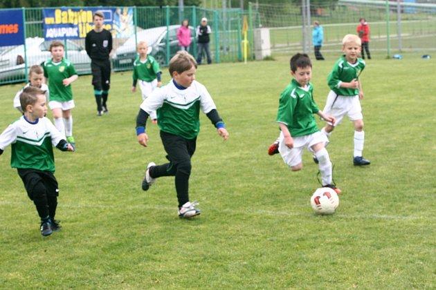 Celostátní finále McDonald´s Cup v Jablonci