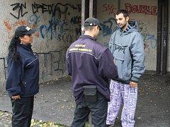 Asistenti prevence kriminality. Ilustrační snímek