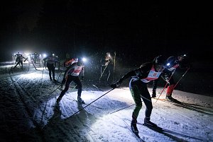 Night Light Marathon 2018 Bedřichov