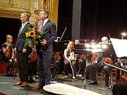 Operní hvězda světového formátu Eva Randová navštívila divadlo v Jablonci.