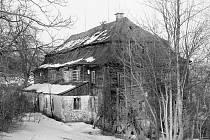 Kittelův dům na sklonku minulého století