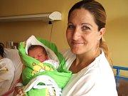 Laura Krupičková se narodila Simoně a Janovi Krupičkovým z Liberce 17. 9. 2014. Měřila 51 cm, vážila 3250 g.