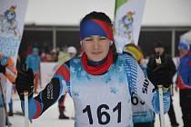 A pak že mládež nesportuje. V lyžařském areálu v jabloneckých Břízkách, na kolečku, startovali benjamínci až po dorost.