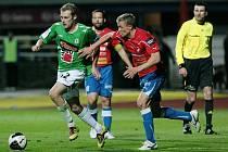 Jablonečtí fotbalisté přivezli z Plzně bod za remízu 1:1.