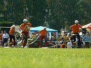 Sbor dobrovolných hasičů Vlastiboř. Podkozákovská hasičská liga Podmoklice 2009.