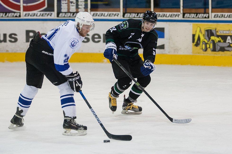 Utkání 42. kola 2. ligy ledního hokeje skupiny Západ se odehrálo 21. února na zimním stadionu v Jablonci nad Nisou. Utkaly se týmy HC Vlci Jablonec nad Nisou a HC Draci Bílina.