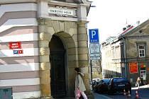 Okresní soud v Jablonci nad Nisou.