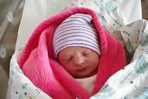 Michaela Francová. Narodila se 16.února v jablonecké porodnici mamince Tereze Suchomelové z Jablonce nad Nisou.Vážila 2,31 kg a měřila 44 cm.