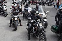 Motorkářská mše odstartovala sezónu nejen u Kumpánů