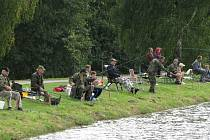 Sportovní rybolov - ilustrační snímek