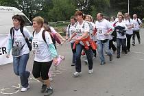 Rádelští se účastnili Běhu pro Paraple.
