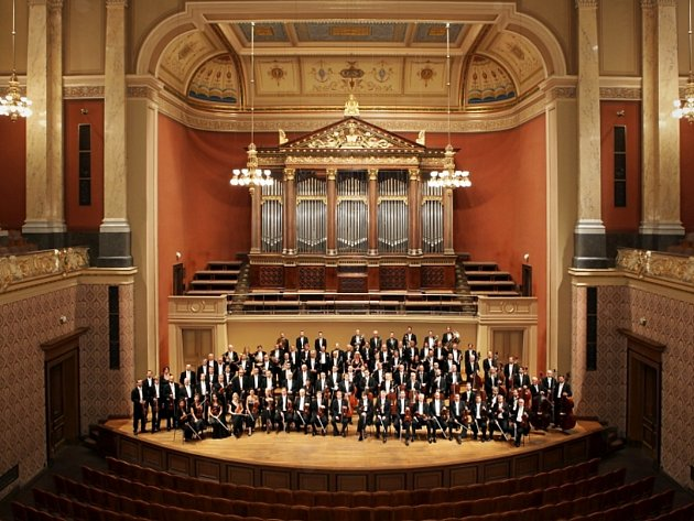 Česká filharmonie v Rudolfinu
