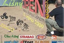 V Líšném na sobotu připravili turnaj trojic v pétanque.