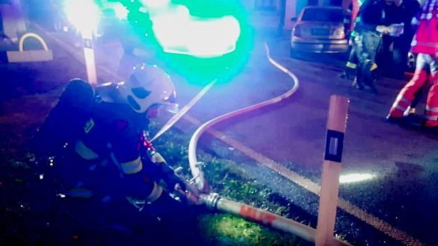 Tragédii během požáru domu v Zásadě nyní vyšetřují jablonečtí kriminalisté