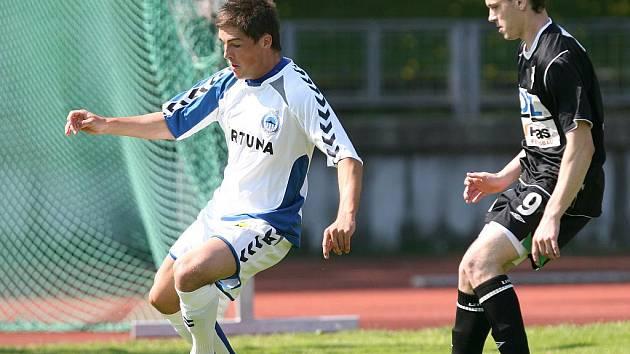 Rezerva libereckého Slovanu porazila v ČFL v malém derby Jablonec B, který se tak se soutěží loučí.