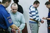 Obžalovaní z brutální vraždy taxikáře