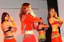 V jabloneckém Eurocentru probíhá od 19. do soboty 21. 3. devátý ročník veletrhu cestovního ruchu Tour 2009. V doprovodném programu se představují i tanečnice studia Najla.