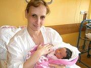 Natálie Lumnitzerová se narodila Denise Benešové a Zdeňkovi Lumnitzerovi z Jablonce 7.4.2015. Měřila 44 cm a vážila 2800 g.