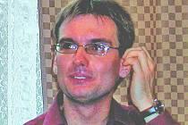 Tomáš Pospíšil, sbormistr Iuventus, gaude