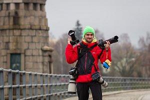 Fotoreportér Deníku Petr Zbranek