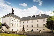Nová podoba zámku Svijany