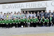 Žáci FK v Portugalsku