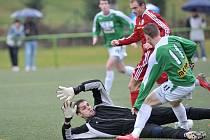 Zápas se s smutným koncem sehráli hráči FK BAUMIT Jablonec B, kteří v sobotu remizovali se Slavojem Vyšehrad 1:1 po poločase 0:0.
