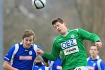 Fotbalisté Baumitu Jablonec B porazili v prvním jarním kole Náchod 3:1.