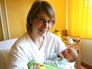 Ela Mastníková se narodila Petře Preibischové a Filipovi Mastníkovi z Jablonce nad Nisou 7.4.2015. Měřila 49 cm a vážila 3600 g.