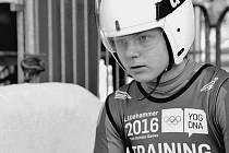 Míša Maršíková by saně nevyměnila za jiný sport. Učaroval ji už v roce 2010 a má v něm velké plány do budoucna.