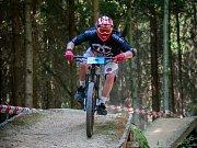 Bobovka cup, cyklistický sjezdový závod v jedinečné lokalitě bývalé bobové dráhy, proběhl 4. srpna v Tanvaldě.