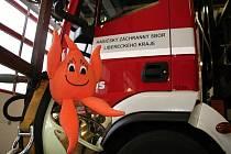 Vyhrajte den s hasiči.