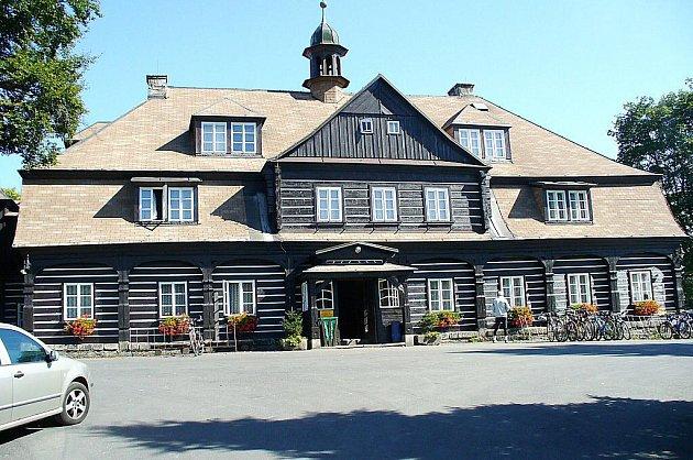 Šámalova chata na Nové louce, Bedřichov