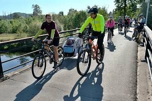 Od roku 2007 pořádá Sdružení Český ráj ve spolupráci spartnery u příležitosti Evropského týdne mobility propagační cyklojízdy věnované projektu Greenway Jizera.