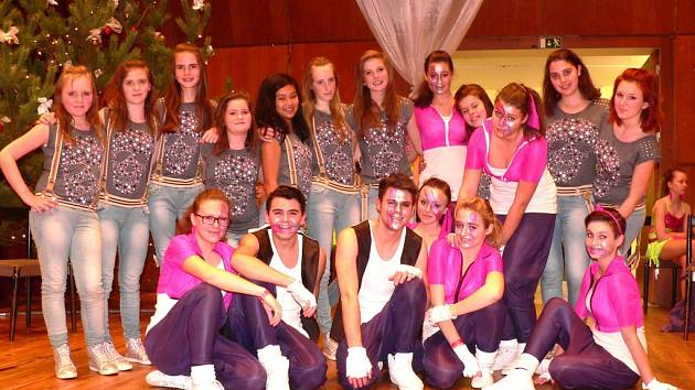 Skupina Fun and Style, pracující při jablonecké Základní škole 5. května, se zúčastnila MIA festivalu v pražské Lucerně.