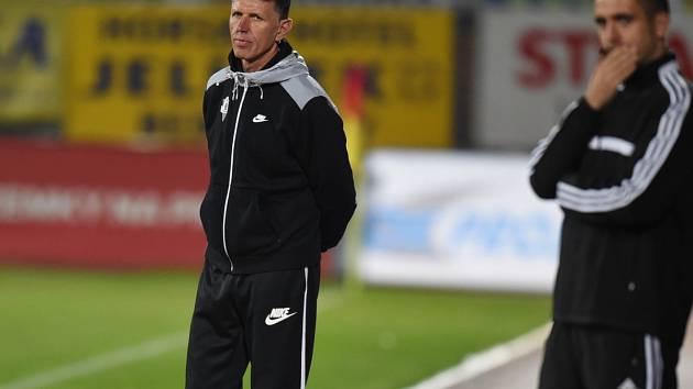 Odvolaný trenér Jablonce Jaroslav Šilhavý