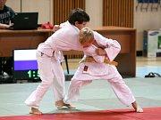 Zájem o judo je stále.