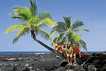 Leoš Šimánek s rodinou tentokrát procestoval Havaj. O svém putování připravil diashow.