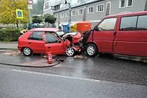 Tragická nehoda ve Smržovce