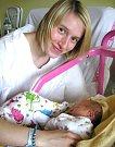 Kristýna Frýbeková se narodila Kateřině Lepšíkové a Romanovi Frýbekovi z Jablonce nad Nisou 10. 2. 2016. Měřila 48 cm a vážila 2730 g.
